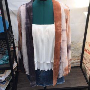 NWT Love Riche Gauze Bohemian Kimono